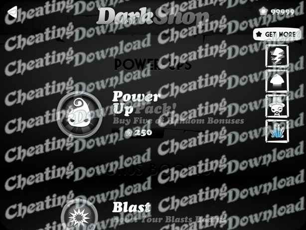 darklings iphone cheats